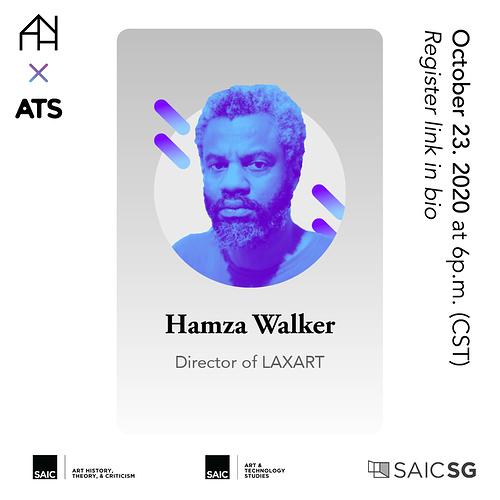 Hamza Walker